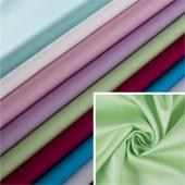 Wrinkle free fabric, shirt fabric