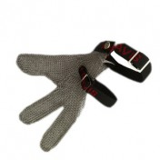 STEEL RING SAFTY GLOVE