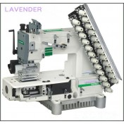 sewing machine, multi-needle machine