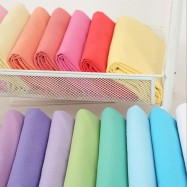 cotton fabric, stretch fabric, spandex fabric,