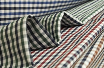 checks fabric, shirt fabric, shirting fabric, blouses fabric