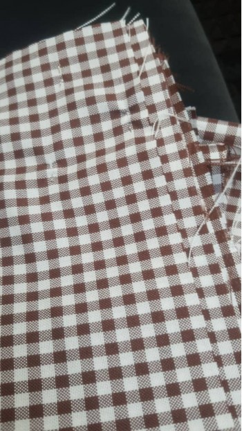 shirt fabric, oxford